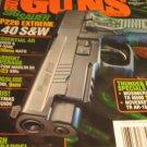 Guns magazine Sig Sauer p226 Ruger's SR 556E mossberg 12 gauge stackbarrel AR