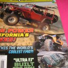 4WD Toyota owner magazine COOLEST FJ40 California dunes RAW Power