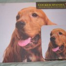 Cocker spaniel  Dog Mousepad & 2 coaster set Littlegifts