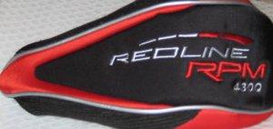Adams Golf  redline RPM  driver headcover  new #1