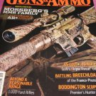 Guns & Ammo magazine Mossberg's MMR 1,000 YD rifles doping the wind 45 colt