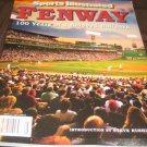 sports Illustrated FENWAY Beloved Ballpark magazine 100 years