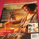 Where WOMEN cook  Vickie Jo Ann of Gooseberry Patch CLEAN food Author magazine