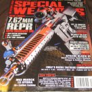 Special weapons magazine military police AR 10  Sniper machine gun wilson SBR