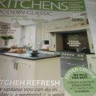 Beautiful kitchens UK magazine modern classic Sorbet TREND storage solutions