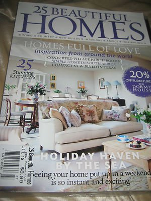 UK 25 Beautiful Homes Magazine World Inspiration Holiday Haven by the Sea
