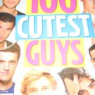 US Magazine 100 cutest guys 8 Huge FREE posters