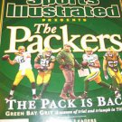 SUPERBOWL Champions XLV Sports Illustrated PACKERS 2011 commemorative magazine