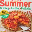 Best Summer Recipes Grilling Parties Potluck Low Calorie Corn Tomatoes  POTLUCK