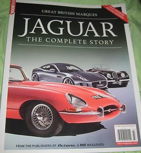 Jaguar the complete story MK2 E-type XJS SS100 xj6 xkr-s XJ220 ss100 and more