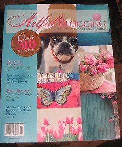 Somerset Studio ARTFUL Blogger magazine Visually inspiring online Journals feb
