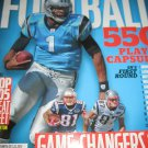 Sporting news FANTASY source football 2012 top cheat sheet playbook CAM Newton