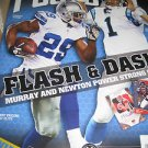 Becket Football Rookie Rolladex Magazine 2012 Murray & Newton elite