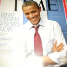 The Economist Magazine 1 question Mr. President What will you do with another 4