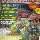 Easy Weekend Gardening Magazine Time Saving Tips Container Plants Low Care