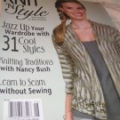 Knit 'n style seam without sewing knitting traditions issue 161  june 2009