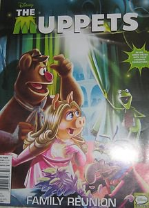 The Muppets Family reunion Disney comics november 2011