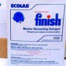 Finish institutional machine WAREWASHING detergent Ecolab 50 oz  NEW 11720