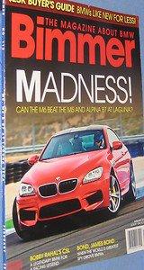 Bimmer Magazine February 2013 BMW Madness $25 k buyers guide M6 Laguana