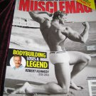 MUSCLEMAG Magazine Bodybuilding loses a legend Robert Kennedy 1938-2012