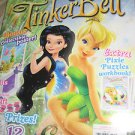 Tinkerbelle magazine 2010 July/august #5 collectible poster