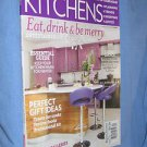 Beautiful Kitchens UK magazine December/January 2013 essential warmth  guide
