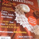 Crochet TRADITIONS magazine VINTAGE edgings classic projects fall 2011