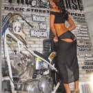 The HORSE back street choppers magazine #126 january 2013 Amateur chop off 4 spd