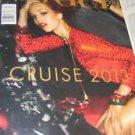 Vogue ITALIA cruise 2013 bonus accessories magazine N. 748