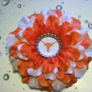 Bottle Cap Flower - Texas Longhorns