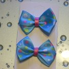 Baby Bow Set - Polka Dots