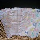 I Love Grandma Burp Rags
