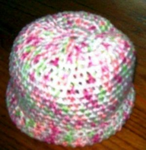 Baby Beanie Hat for Infant 6 inches in diameter  Multi-Color