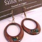 Native Ovals- Earrings