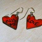 Personalized Sweetheart Earrings