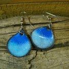 Blue Ice- Earrings