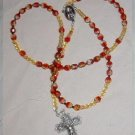 Rosary of Amber and Red Beads, Holy Mother Center