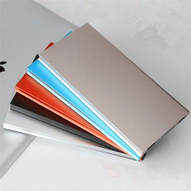 12000mAh Portable External Battery Charger Power Bank For Cell Phone - Available in 5 colors