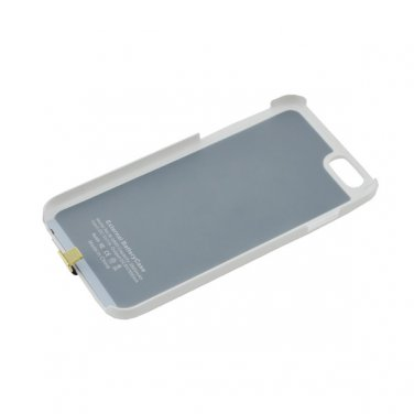 """2800mAh Rechargeable External Battery Backup Charger Pack Power Bank iPhone 6 4.7"""" - White"""