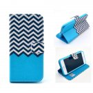 "PU Leather Flip-up Personal Pattern Protector Case Stand Function w/ Card Slots for 4.7"" iPhone 6"