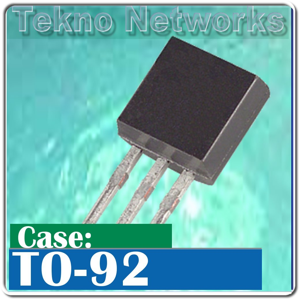 BC237 BC237B NPN Transistors Lot of 15 parts