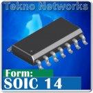 Hitachi - HD74HC14FP 74HC14 HEX Schmitt inverters 10pcs