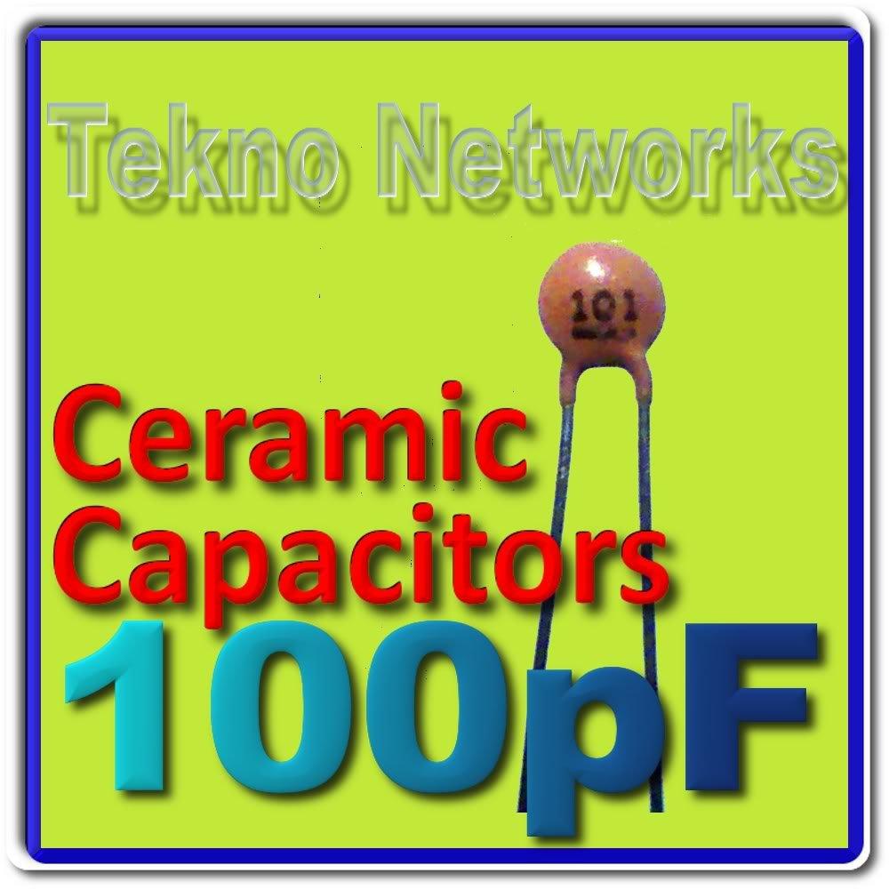 100pF 50V Ceramic Capacitors USA+tracking lot of 50
