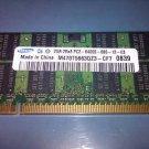 2GB DDR2 PC2-6400S SODIMM LAPTOP SAMSUNG HP: 573721-006