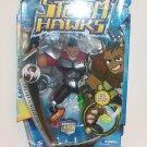 """2007 Storm Hawks 6"""" Deluxe Action Figure with Bonus DVD- Junko"""