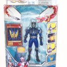 "2009 Kamen Rider Dragon Knight Series 6"" Action figure- Kamen Rider Wing Knight"