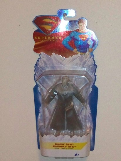 "2006 Superman Returns 5"" Action Figure: Hologram Jor-El"