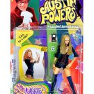 Felicity Shagwell- 1999 McFarlane Toys Austin Powers Ultra Cool Action Figure