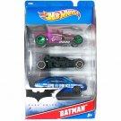 Hot Wheels Batman Dark Knight 3-Pack