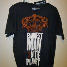 Baddest Man on The Planet Mike Tyson Collection Premium T-Shirt Black Medium